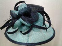 china wholesale party hat images of sinamay hats fashion ladies fancy church hats