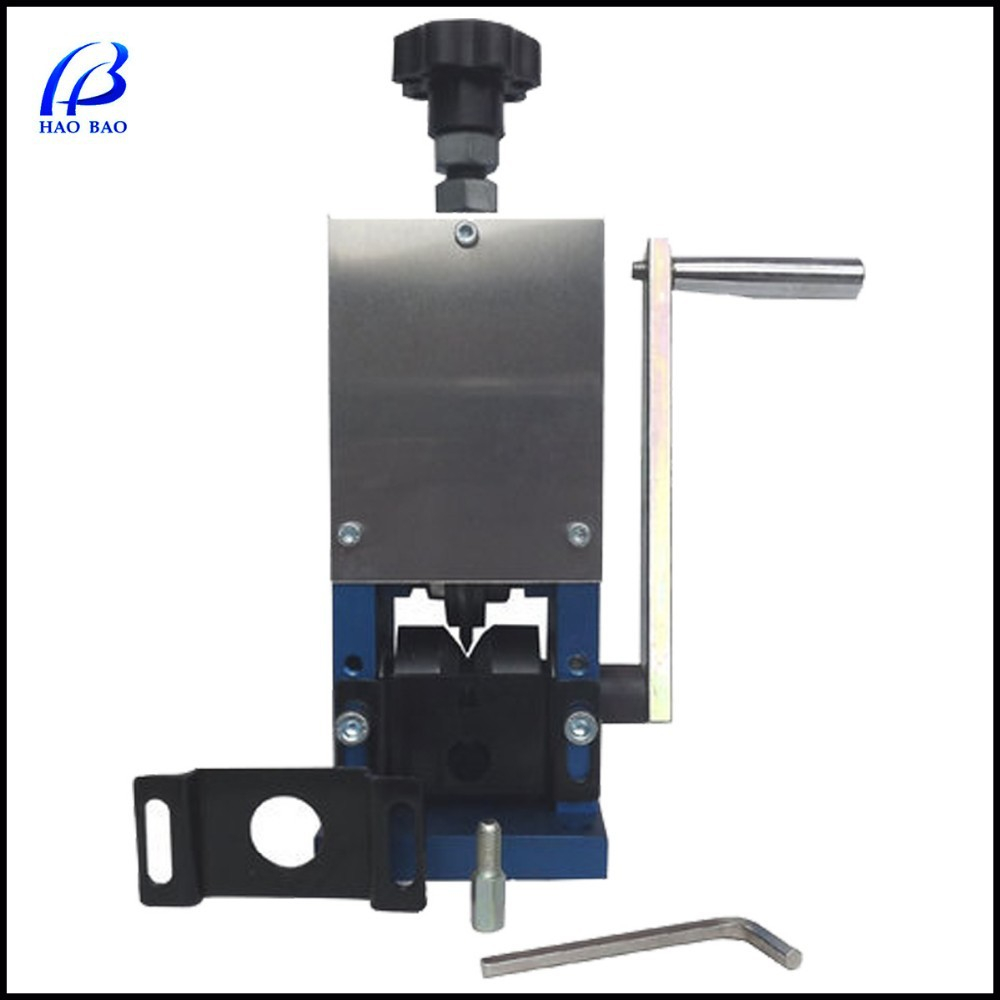 Hw-25 Scrap Copper Wire Stripper Manual Cable Stripper Machine ...