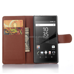 COW SKIN TEXTURE Soft Wallet Case Stand PU Leather Case For SONY XPERIA Z5 PREMIUM Z5+ E6883 FLIP LEATHER CREDIT CARD CASE