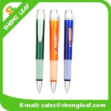 Comfort contour shaped barrel pen draw attention to your name pens