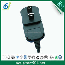 Factory wholesale ac/dc adapter 110v-240v input dc male power adapter for phlips