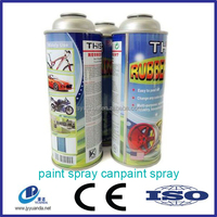 High quality car spray can/paint spray tin can