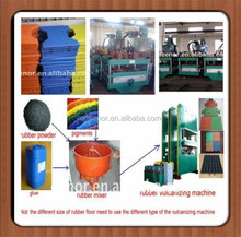 top band top quality outdoor basketball court rubber floor tile equipment