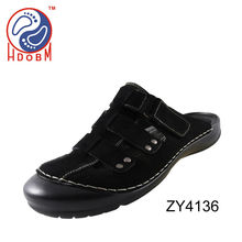 Full black casual men's shoes 2013 newest stylish