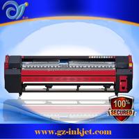 Large digital printing machine konica 1024 for sale