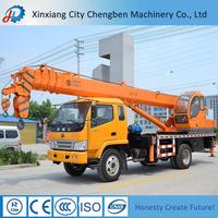 Excellent Quality Big Size Used Lattice Boom Truck Crane