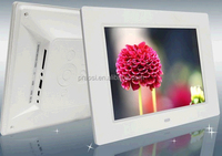 """10"""" LCD digital photo frame big size CE for ODM OED"""