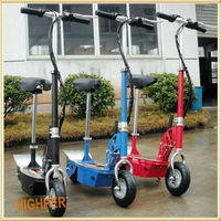 2013 High Quality 250W 24V Kids electric Scooter with CE