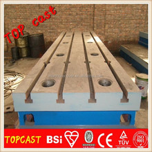 Hot Sale Cast Iron Surface Plate Made In China By Your Requirements