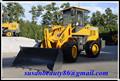 máquina de nueva construcción de equipo pesado zl20 2 toneladas cargadora de ruedas precio
