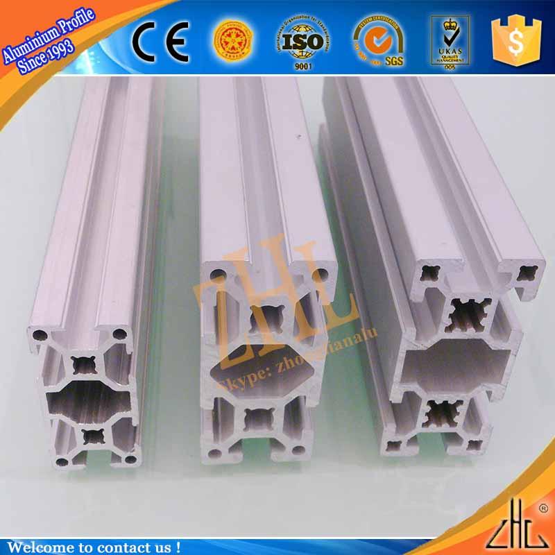 hot eom 50x50 aluminium t profile industry t tracks t slot track aluminium profile 5 buy. Black Bedroom Furniture Sets. Home Design Ideas