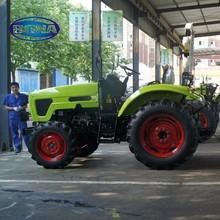 China mini famosa motor 4WD barato tractores agrícolas 4WD landini