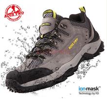 aqua 2014 dos nuevos venta al por mayor a prueba de agua al aire libre para caminar los zapatos de los hombres