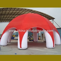 China best selling superior quality cool advertising outdoor inflatable tent