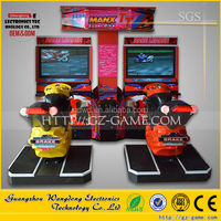 High quality Max TT (WD- C09) arcade simulator racing game machine, amusement racing game for adult