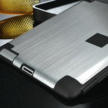 2015 Wholesae China New Arrival Aluminum Case for aluminum back cover for ipad,fancy case for ipad 2