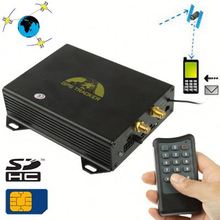 GSM / GPRS / GPS/LBS (location based service) Vehicle Tracking System Cutting off Oil and Circuit by Remote Control