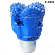 API standard 12 1/4 deep water well TCI tricone bits / oil drilling tricone bits
