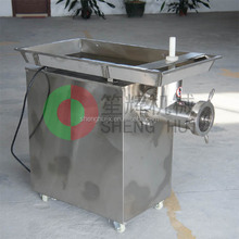 shenghui how sale new functional commercial meat mincer/industrial meat mincer machine