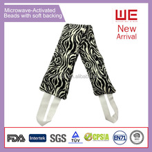Microwaved Activated 2015 Hot Sell Gel Cooling Wrap Cooling Neck wrap