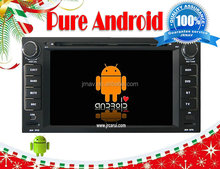 Pure Android 4.2 car audio DVD navigation system for TOYOTA Crown VITZ RDS,Telephone book,AUX IN,GPS,WIFI,3G,Built-in WIFI