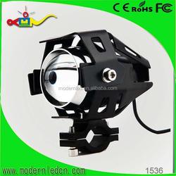 motorcyle peugeot 206 headlight spot light