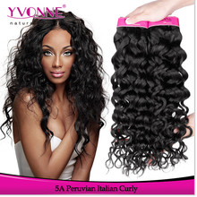 Wholesale factory price supply 100% virgin peruvian hair
