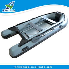 2015 China Factory High Quality Inflatable Boat with Outboard Motor