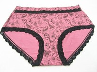 senior women plu size cotton briefs unisex underwear