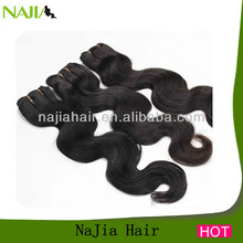 2013 New Arrival ! factory sale perfect black lady virgin remy hair no shedding!