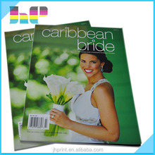 Guangdong Shenzhen Jinhao color brilliancy cheap cost fashion/adult magazine printing