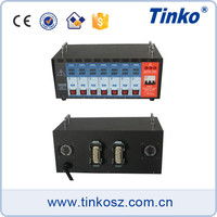 Tinko 7 zone hot runner pid temperature controller for plastic injection molding HRTC-07A