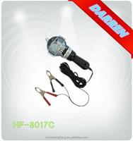 12v Auto Tool Car Repair Light Portable Clip Lamp