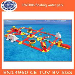 Best quality inflatable water park,giant inflatable floating water park,aqua park