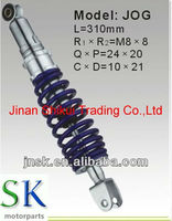jog performance parts 310mm JOG-3KJ scooter rear shock