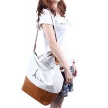Fashion school side girls shoulder bags for school
