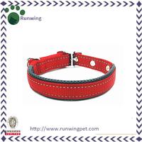 Security Foam Padded Nylon Dog Collar Wholesale