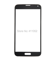 front outer screen glass lens for SAMSUNG Galaxy S5 i9600 G900f G900s glass to repair LCD
