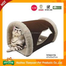 Micro Fiber Cat Soft House, Tunnel Shape