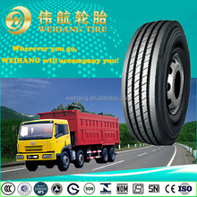 11R22.5 All-steel Radial Truck Tyre Suitable for steer or all wheel position of bus and truck running on high-grade road.