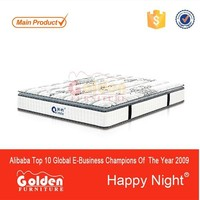 2015 Hot sale alibaba super king size korea jade mattress S8837