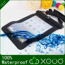compass PVC waterproof diving case for ipad mini with window view