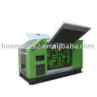 50Hz Countries Use 4 Cylinder Engine 20kW 30kVA Silent Diesel Genset