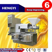 easy operating oil press price/high oil rate oil press price/China supplier oil press price
