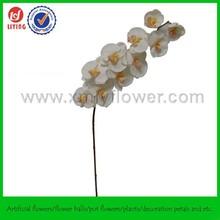 """33 """" atacado Artificial flor da orquídea, Orquídea borboleta"""