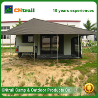 2015 new pattern small tent trailer