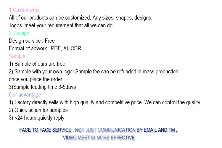 Our Service -shineland manufactuer