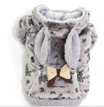 Transform Pet Clothes Rabbit
