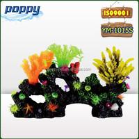 POPPY YM-1015S aquarium decorations artificial corals