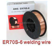copper alloy material co2 welding wire mig solder wire